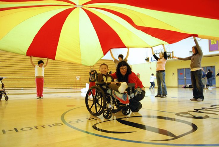 7 Ways to Include a Student with Special Needs in Physical Education