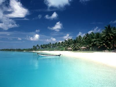 Wouldn't it be nice to live beside the seaside? Indian Ocean | Goa Region