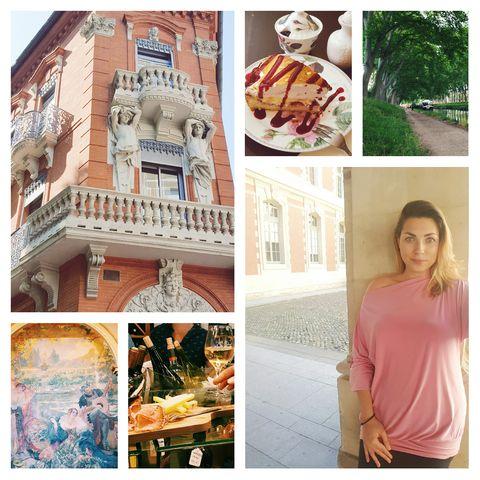 Tegan Toulouse Blog