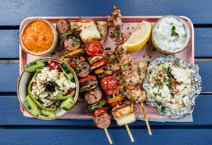 suvlaki in london