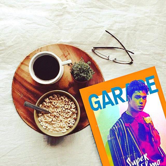 Garaga Magazine March  2016 Elmo Magalona #Garagetalkback❤️