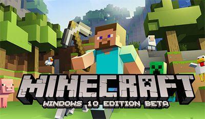 Jugar Minecraft: Windows 10 Edition Beta Gratis