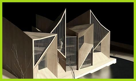 Photo  #architecture #concept #craft #models #proposed Pinned by www.mo –