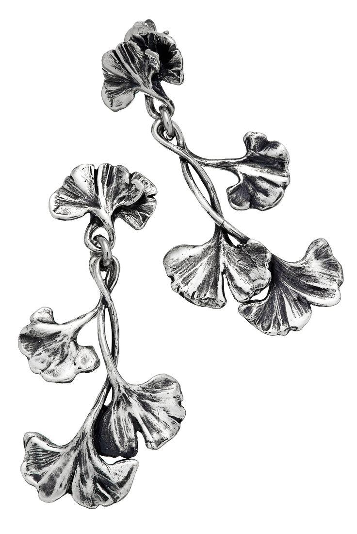 Giovanni Raspini Gingko earrings | JCK On Your Market
