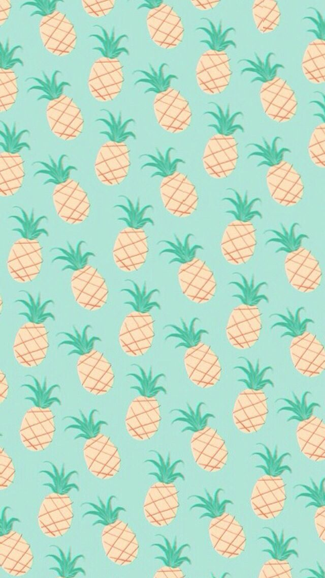 Fondo de pantalla de piñas / a wallpaper of pineapples