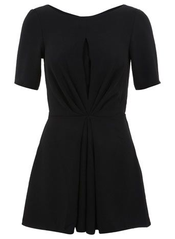 Want this! Amazing cut out back Miss Selfridge playsuit