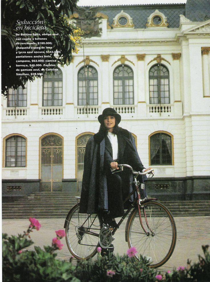 BETTINA SPITZ - Semana 1995