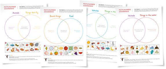 33 Best Venn Diagram Images On Pinterest Venn Diagrams School And
