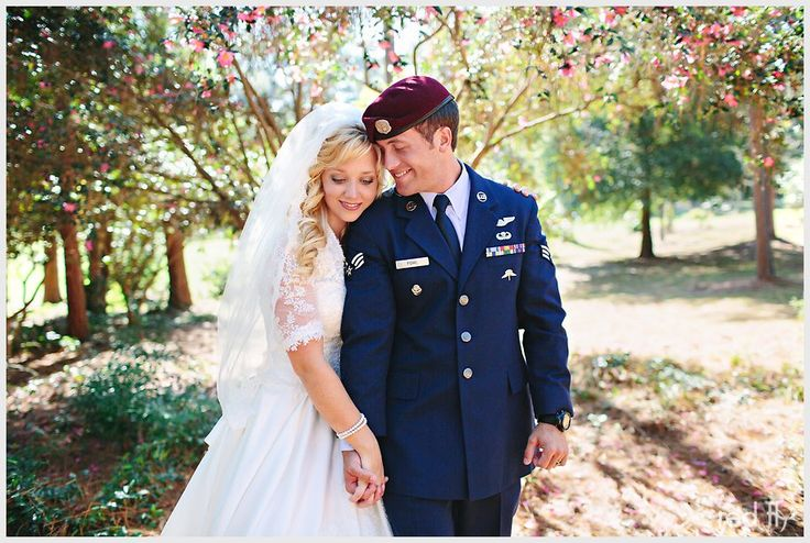 Air force pararescue dress blues for Free wedding dresses for military brides