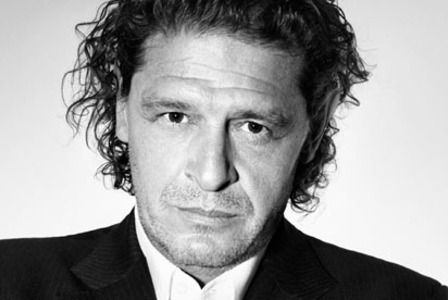Marco Pierre White  Anything this genius cooks I will eat -