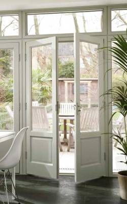 Hemlock 310 E202P /french doors. Howdens.
