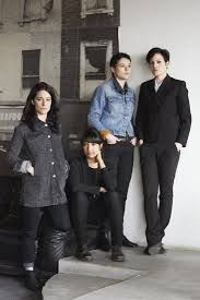 the savages - post punk london band