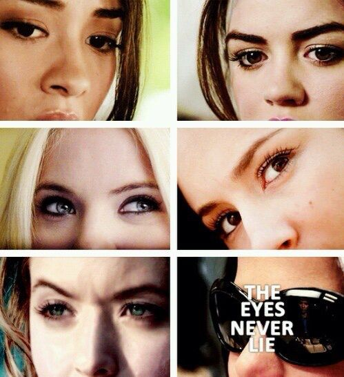 Глаза никогда не врут.