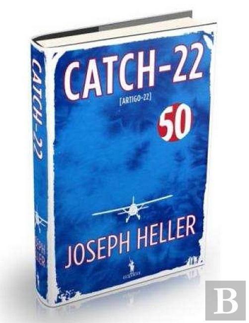 Bertrand Pt Catch 22 Joseph Heller Livros Catch 22