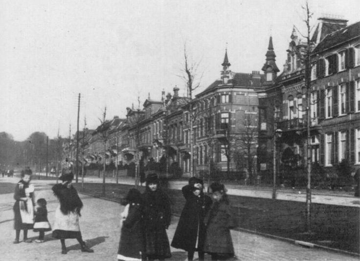 Arnhem: De Apeldoornseweg in 1902