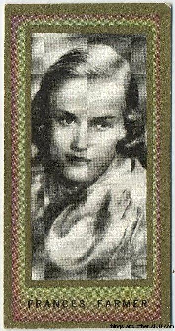 62 best images about Frances Farmer on Pinterest ...