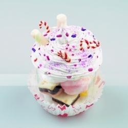 barattolo cupcake - idea regalo san valentino - love love