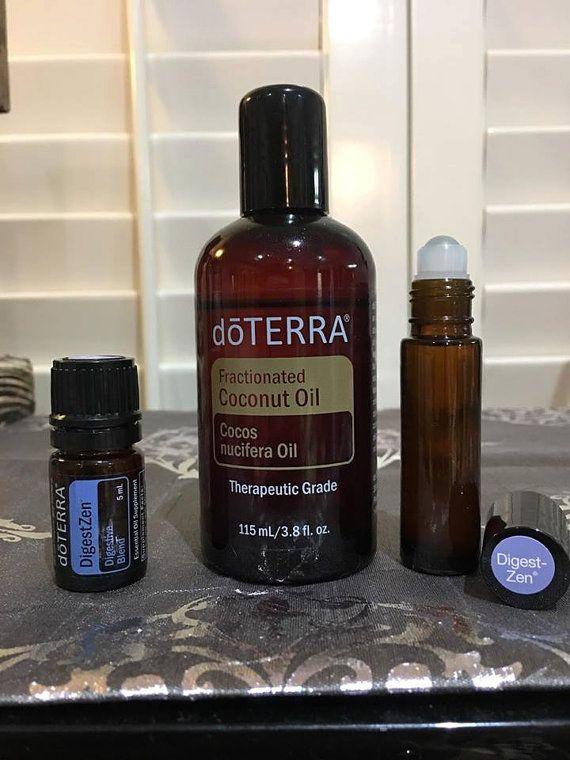 doTERRA Digestzen Essential Oil  10ml Roller by SouthTexasOils