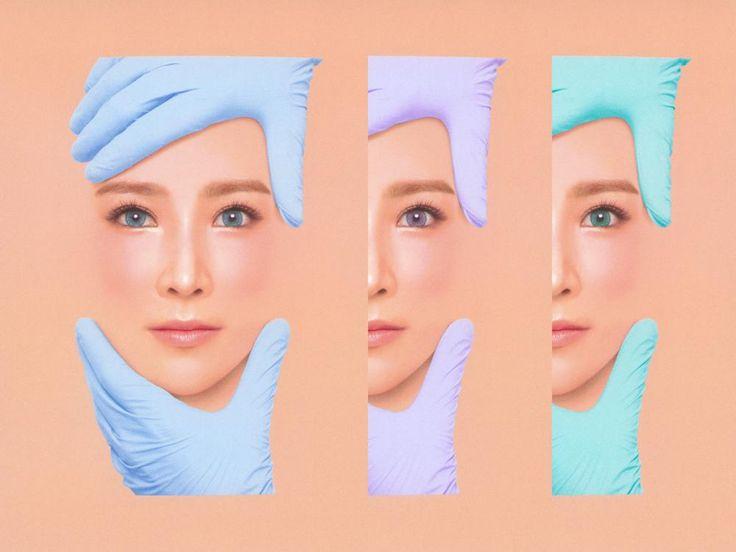 kritische beelden van de gekte rondom plastische chirurgie in zuid-korea   read   i-D