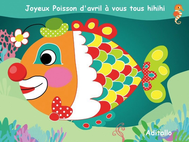 17 Best Images About Poisson D'avril On Pinterest
