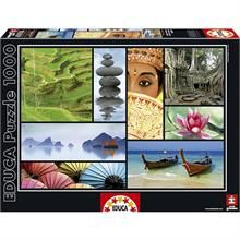 Educa Puzzle 1000 Parça Colors Of Asia 16294