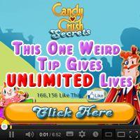 candy crush secrets - free book
