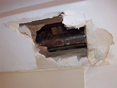 7 best images about leaky ceiling ugh on pinterest Leak in ceiling when it rains