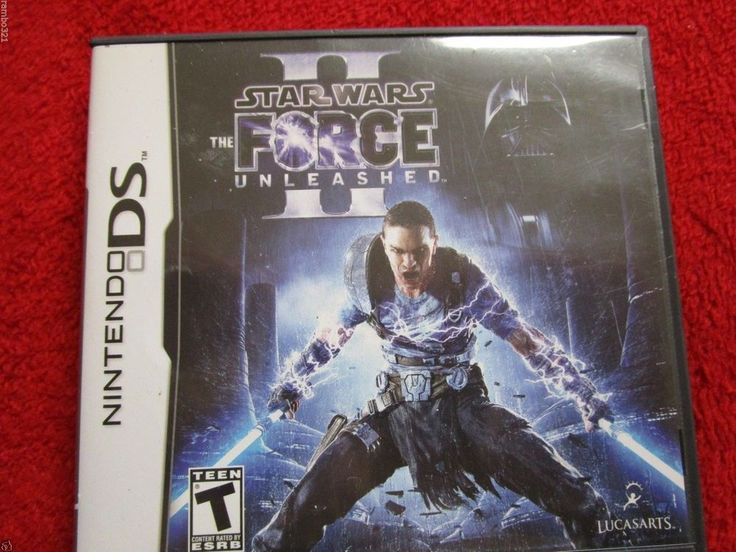 Star Wars: The Force Unleashed II  (Nintendo DS, DSI, 2DS, 3DS, 3DS XL) Yoda #COD #CALLOFDUTY #ARMY #RPG #MMORPG #MMO #JRPG #ROLEPLAYING #RP #kingdomhearts #finalfantasy #squarsoft #squarenix #squareenix #PS3 #PS4 #XBOX #XBOXONE #WII #WIIU #NINTENDO #3DS #VITA #PSP #2DS #DS #ZELDA #NDS #Playstation #Sony #disney #disneyana