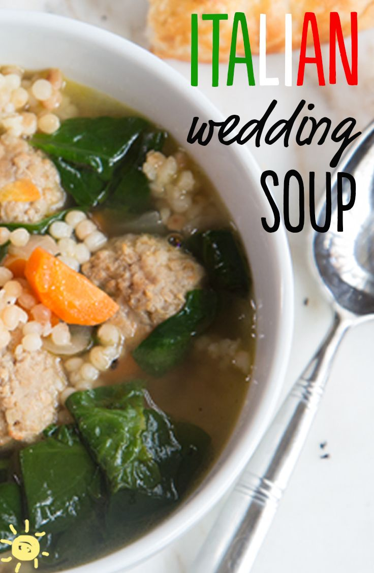 116 best delicious healthy recipies images on pinterest cooking eat italian wedding soup semi homemade dinner dinner recipe forumfinder Image collections