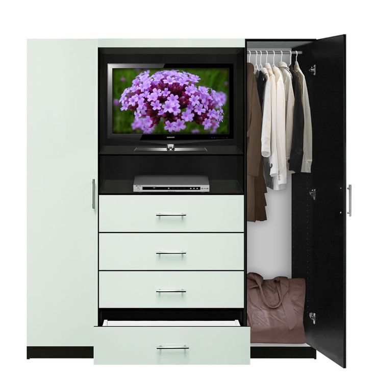 17 Best Ideas About Tv Armoire On Pinterest