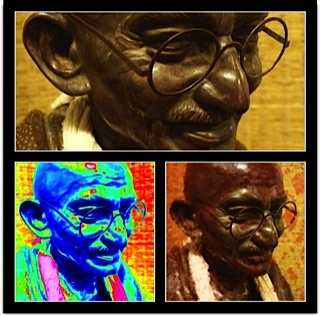 Style and colour reflections of a great man
