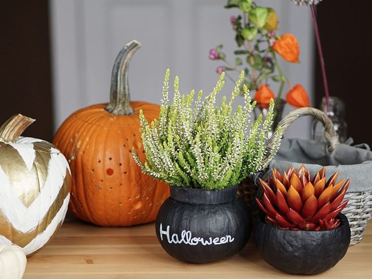 Deko selber machen anleitung  Die besten 25+ Halloween deko selber machen gratis Ideen auf ...