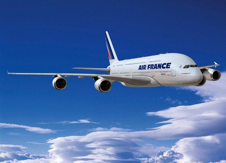 A Air France é a compañía aérea máis importante do país.