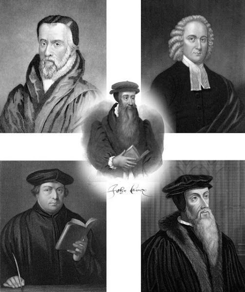 research paper on john calvin Download citation on researchgate | calvin's burning heart: john calvin and the stoics on the emotions (soteriological and christological arguments on the nature and.