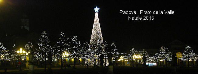 Padova, Prato della Valle a Natale by Gb-rugs