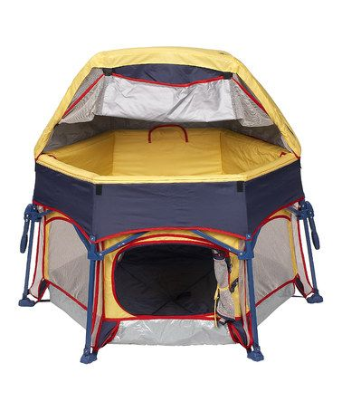 Take a look at this Baby Play Yard Cabana by PRIMO on #zulily today!