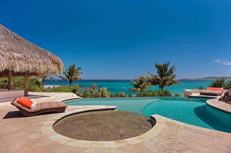 Wamoro Estate | 4 bedrooms | Sumba, Indonesia #swimmingpool #ocean #view