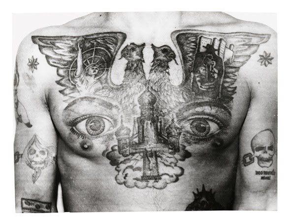 Tatuajes Carcelarios Rusos Sergei Vasiliev 2