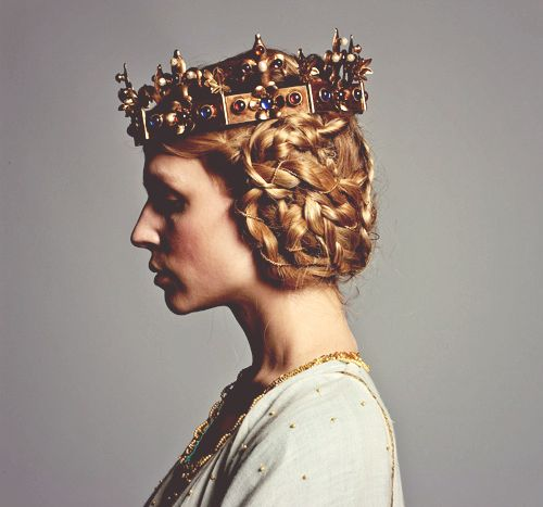 Hairstyles With Crown Queen: 194 Best Images About Hats And Hairstyles Renaissance On
