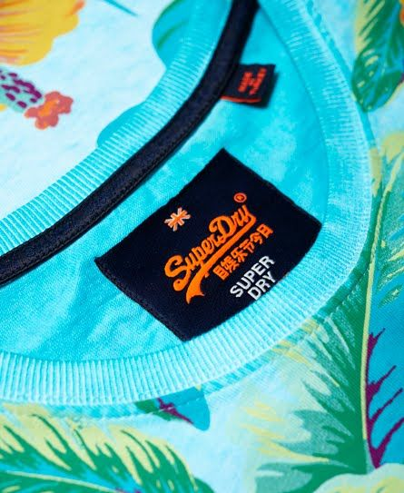 Superdry Surf Store T-shirt Multi