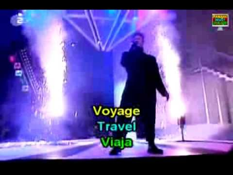 Learn French Simply: Desireless - Voyage Voyage; (travel translation, vi...