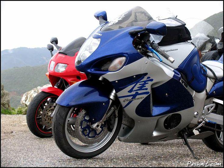 Suzuki Hayabusa , Motorcycle , Http://www.PashnitBusa.com #suzuki