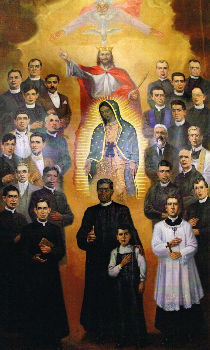 Santos Cristóbal Magallanes, pbro. y compañeros, mártires - Buscar ...