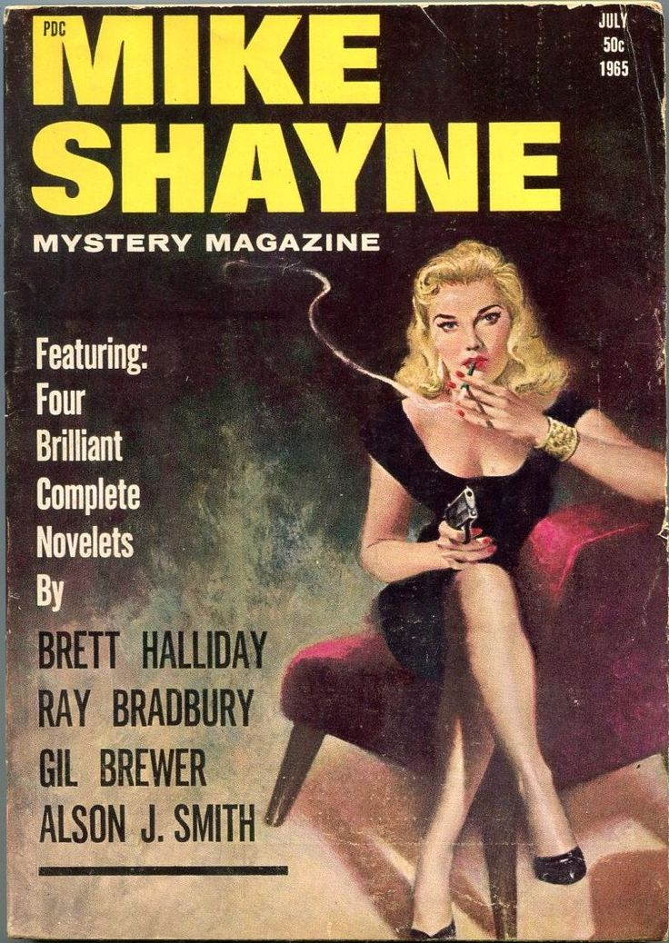 745 best periodicals images on pinterest magazine covers pulp art mike shayne mystery july 1965 pulpcovers fandeluxe Image collections