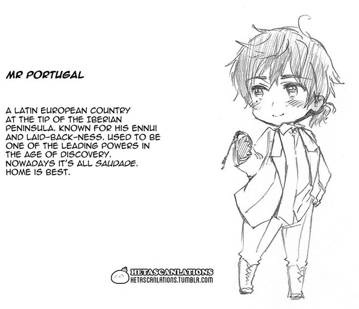 Hetalia World Stars! Portugal!