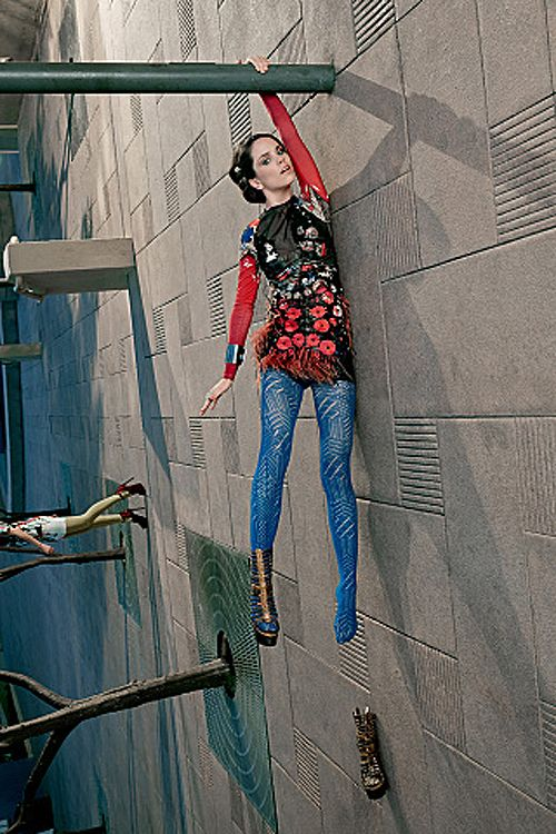 14 best Optical illusion photoshoot ideas images on ... on Top Model Ideas  id=33543