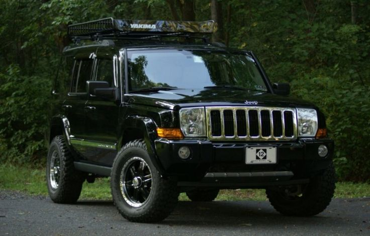 Love the look of this Jeep Commander
