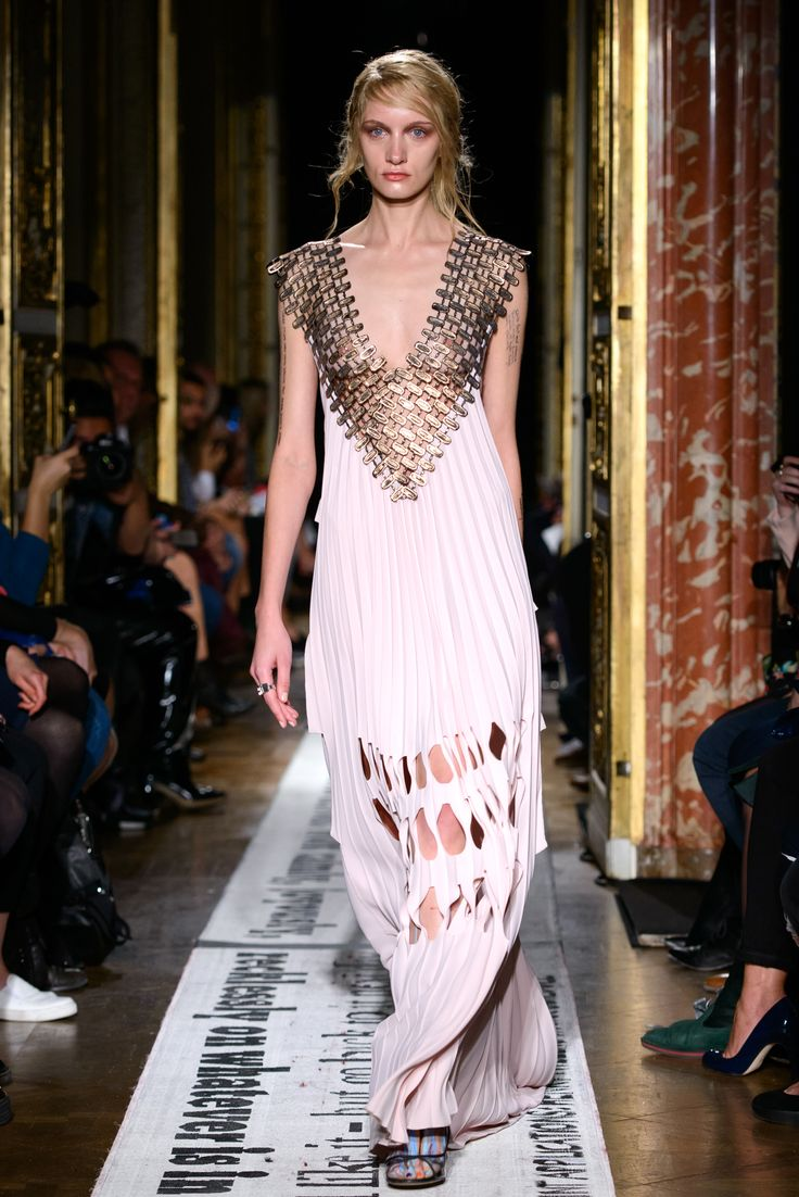 Paris Fashion Week SS 2015 | GOSIA BACZYŃSKA