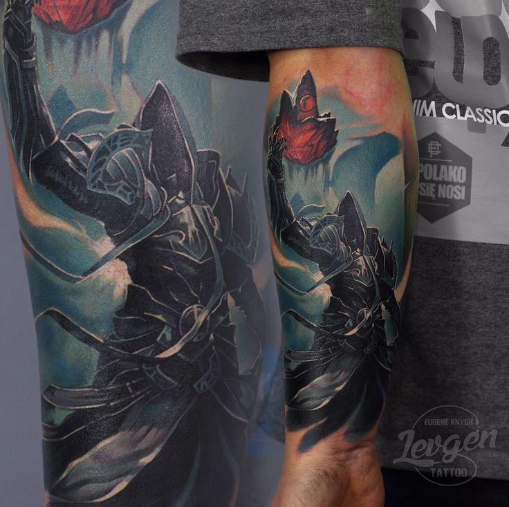 #tattoos #tattooing #levgenknysh #knysh #inked #molokotattoostudio #molokoberlin #tattooed