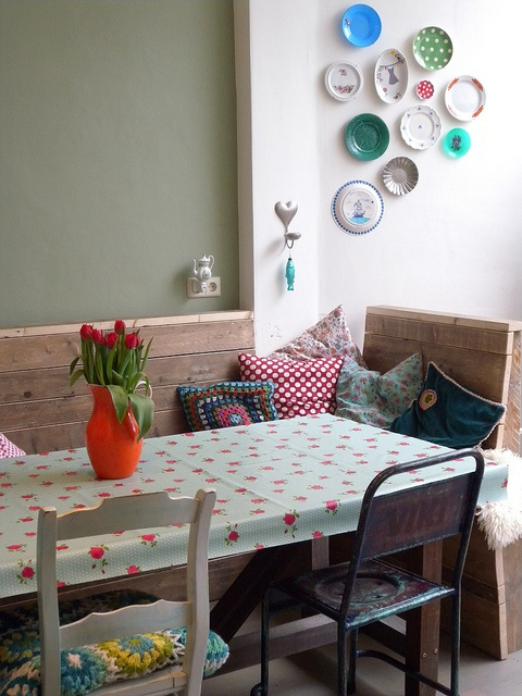 in the kitchen by INCK!, via Flickr
